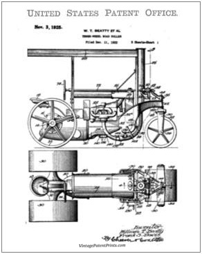 roadroller1 patent drawing